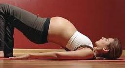 Pilates pre- natal y post parto