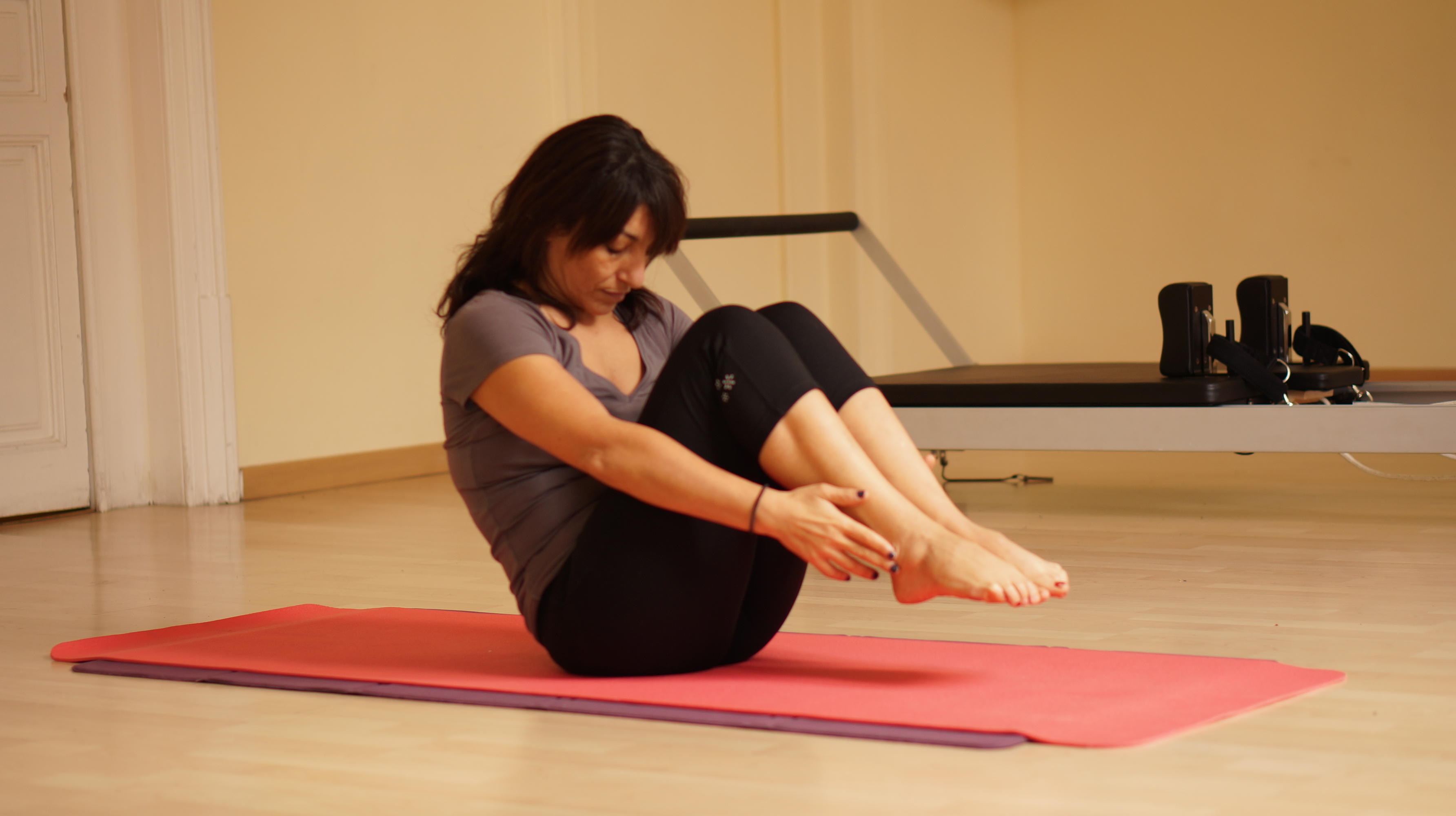 Pilates balance and control barcelona