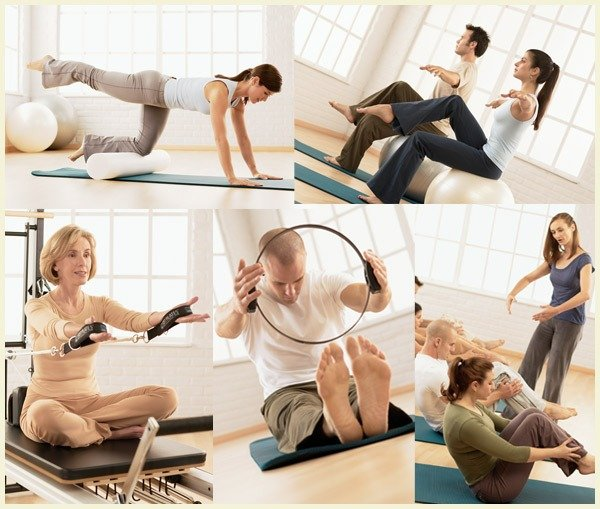 Pilates classes eixample derecho Barcelona.