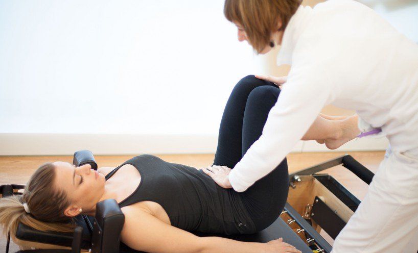 Pilates reformer advanced pilate´s classes in barcelona