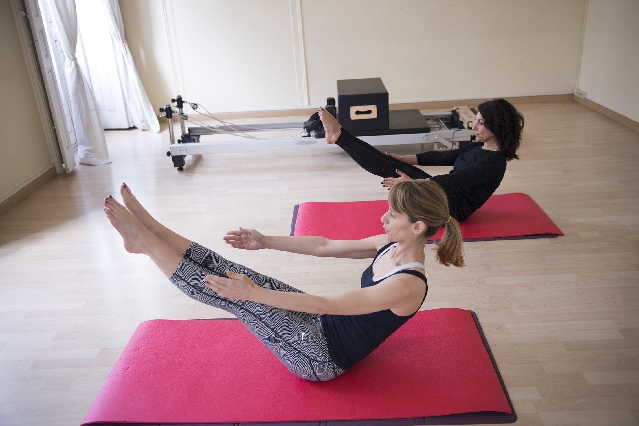 Pilates can help treat hypokyphosis