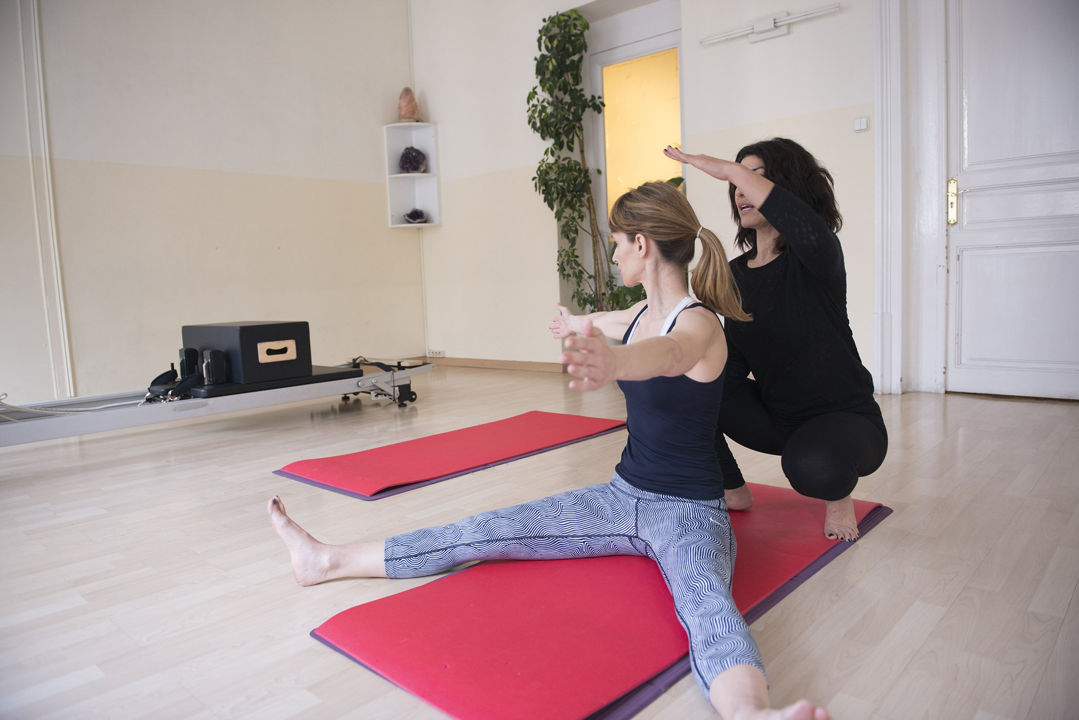 Pilates in barcelona