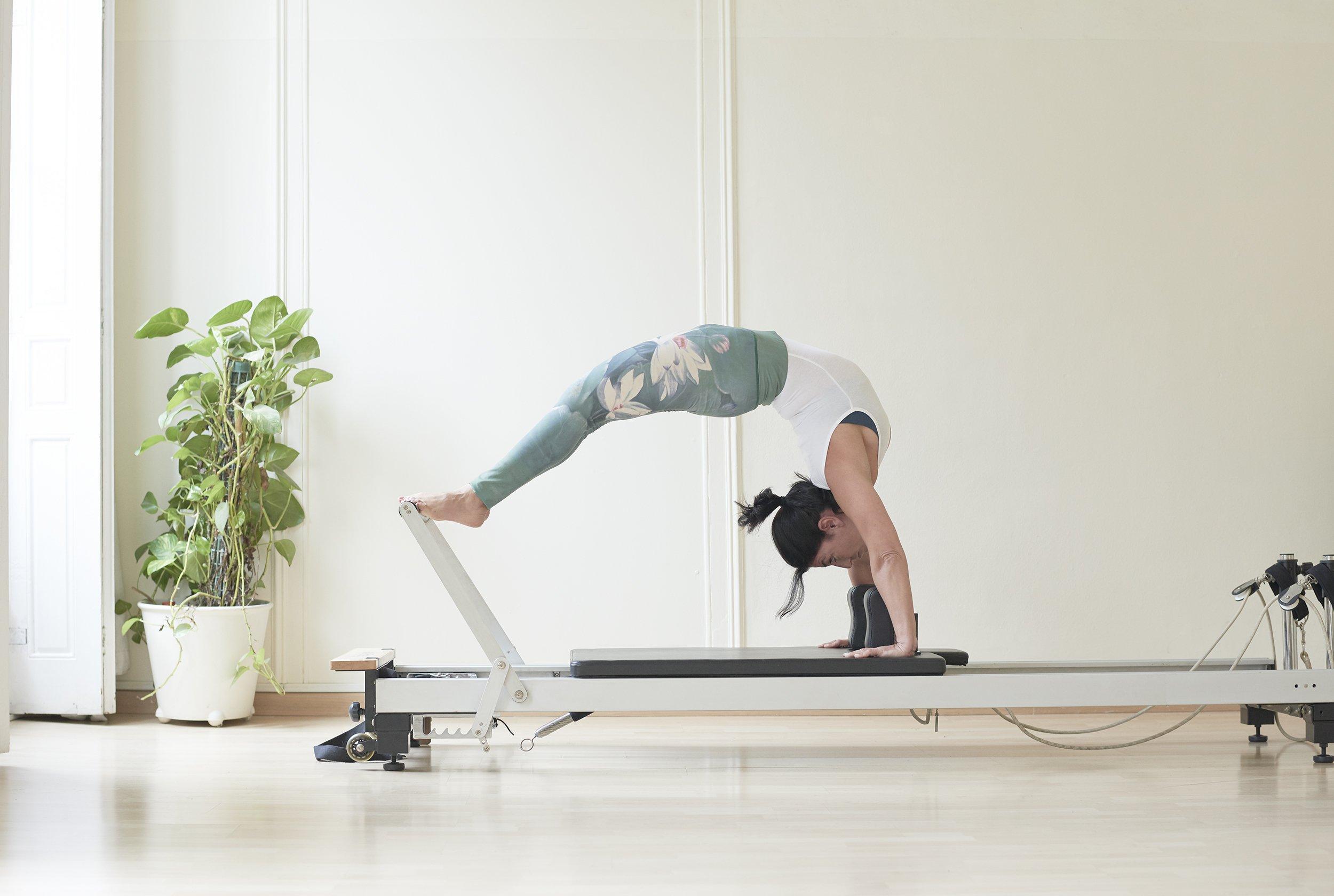 Beneficios del pilates reformer - estudio de Pilates en Barcelona