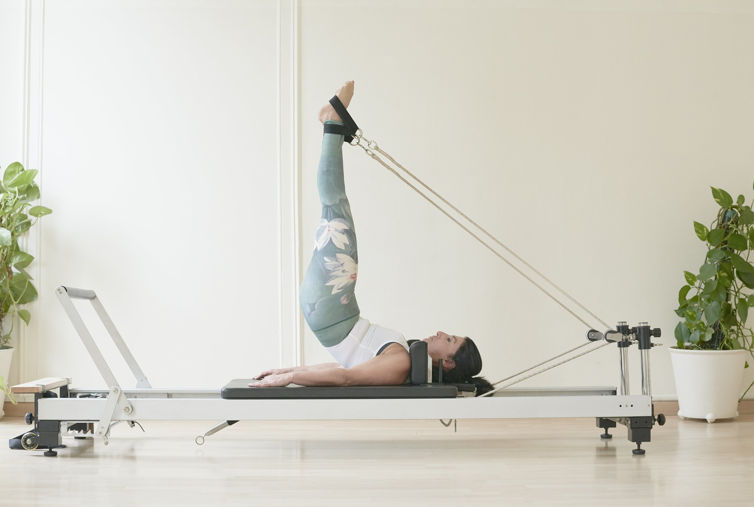Falling in Love with Pilates.