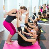 Pilates class barcelona