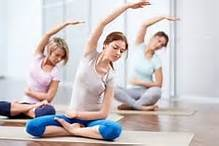 pilates helps loose weight
