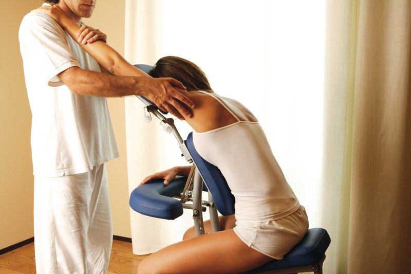Osteopathy sessions for Shoulder Tendinitis