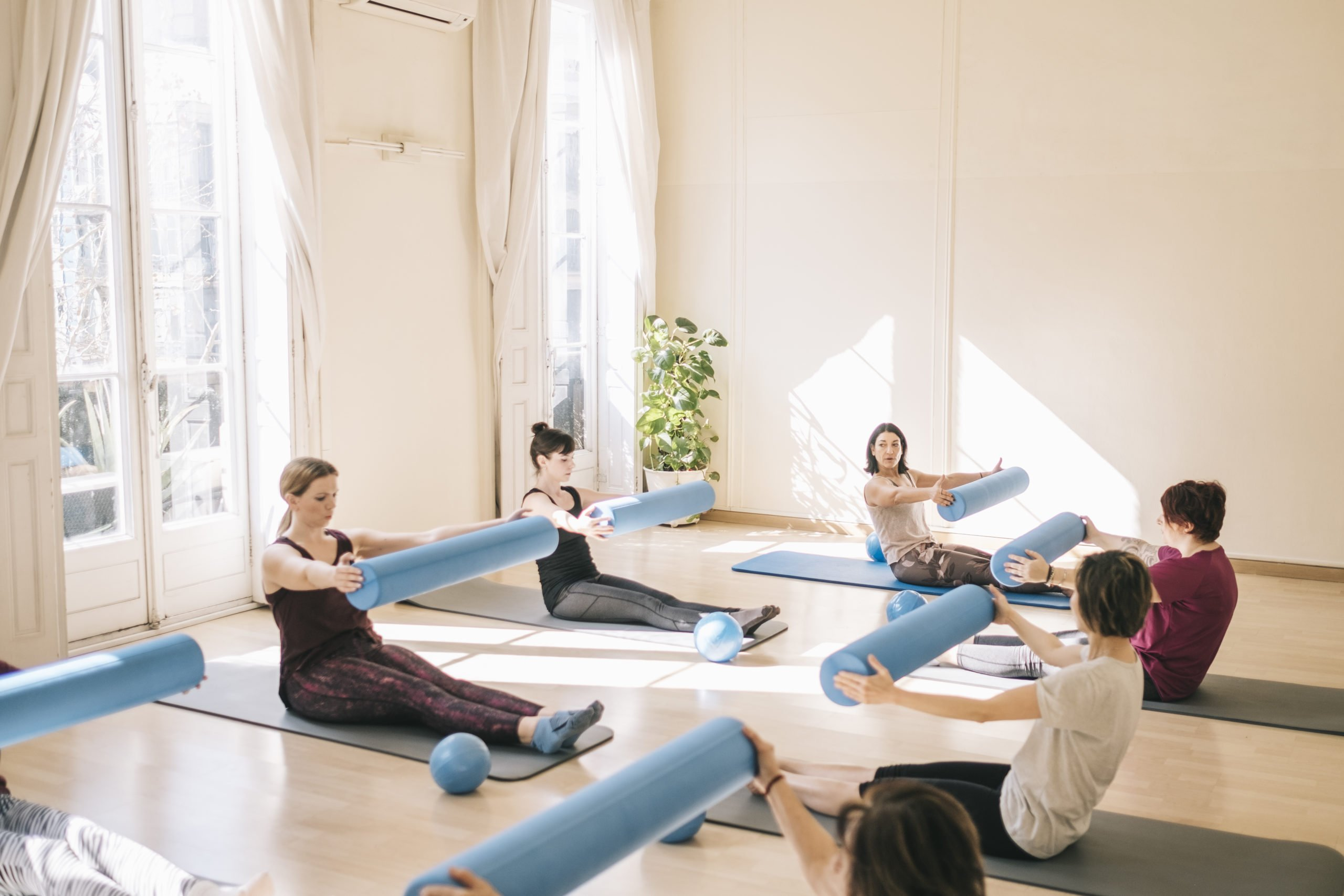 Summer bodies with Pilates